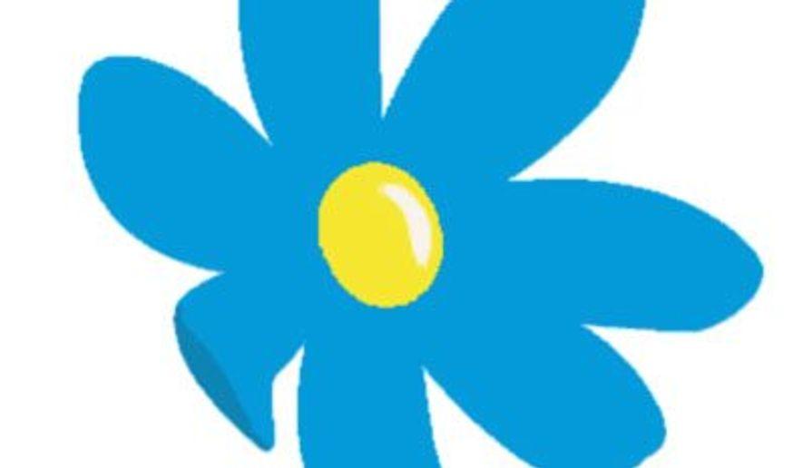Logo of the Swedish Democrats Party                 The Washington Times