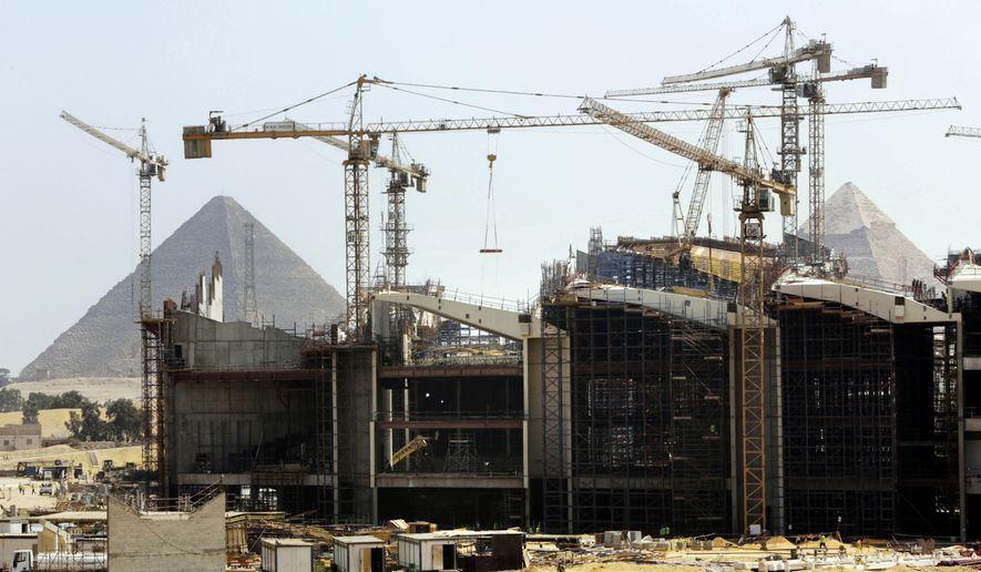 Резултат с изображение за new museum in cairo