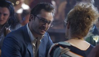 "Actor Ed Westwick is shown here in this photo released by ABC from a scene from its drama ""Wicked City."" Mr. Westwick was accused on Nov. 6, 2017, by actress Kristina Cohen of rape, which he denies. (Eric McCandless/ABC via AP) **FILE**"