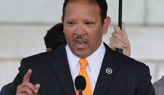 Marc Morial, president of the National Urban League and New Orleans' former mayor, said far more needs to be done. (Associated Press) ** FILE **