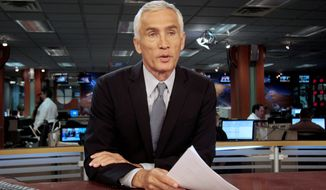 Univision newscaster Jorge Ramos, who has incredible sway with U.S. Hispanic voters, decried Donald Trump and his stance on immigration at a public event, which promptly got him booted from the room. (Associated Press)