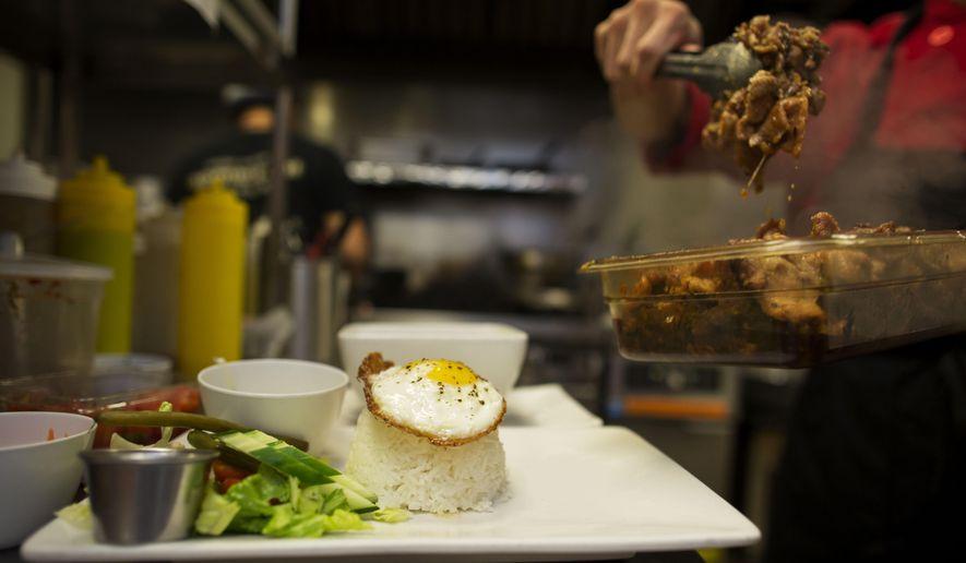 Asian Restaurants Abound In D C Area Washington Times