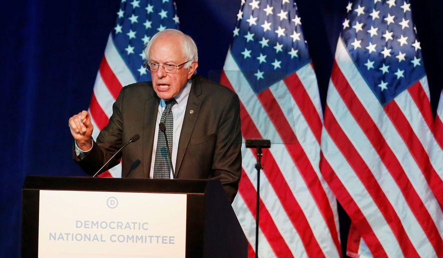 Democratic presidential candidate Bernard Sanders is gaining support, but polls show a significant gender and racial gap with front-runner Hillary Rodham Clinton. (Associated Press)