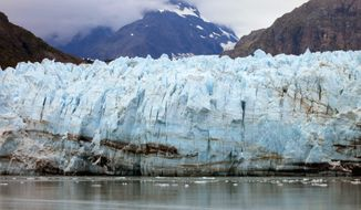 With melting glaciers and rising seas as his backdrop, President Obama will visit Alaska this week to press for action to combat climate change in a state whose economy and jobs depend heavily on the oil business. (Associated Press)