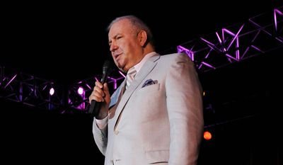 """Whereas we are doing the music that people would expect to hear, we are also including in the show something about his life,"" says Frank Sinatra Jr. (Associated Press)"