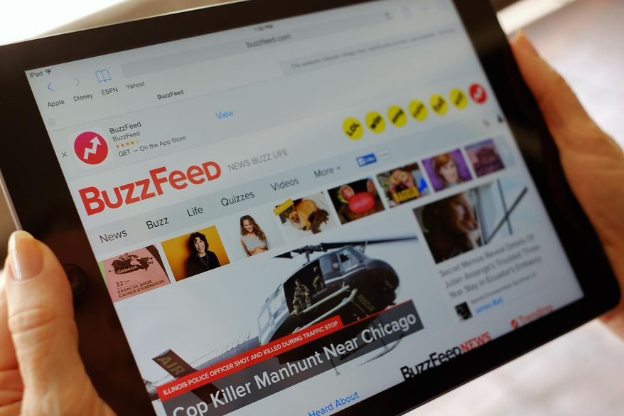 BuzzFeed is trying to prove in court that XBT Holding and CEO Aleksej Gubarev directly participated in the hacking of Democrats with spyware and porn bots under orders from Russian intelligence. (Associated Press/File)