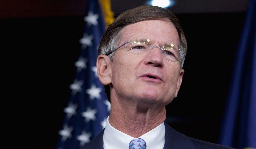 Rep. Lamar Smith, Texas Republican (Associated Press)