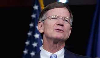 Rep. Lamar Smith, Texas Republican (Associated Press)