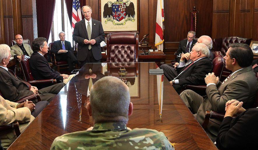 Great 31, 2015, Photo Provided By Alabama Governoru0026#