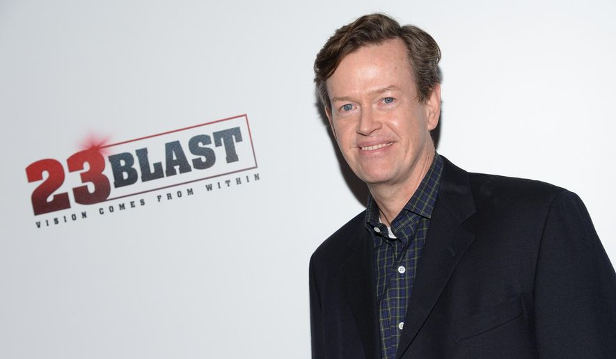 "Actor/director Dylan Baker attends the premiere of ""23Blast"" in New York, in this Oct. 20, 2014, file photo. Baker tried to rescue an elderly neighbor before escaping a high-rise apartment fire in Manhattan, on Tuesday, Sept. 1, 2015. (Photo by Evan Agostini/Invision/AP)"