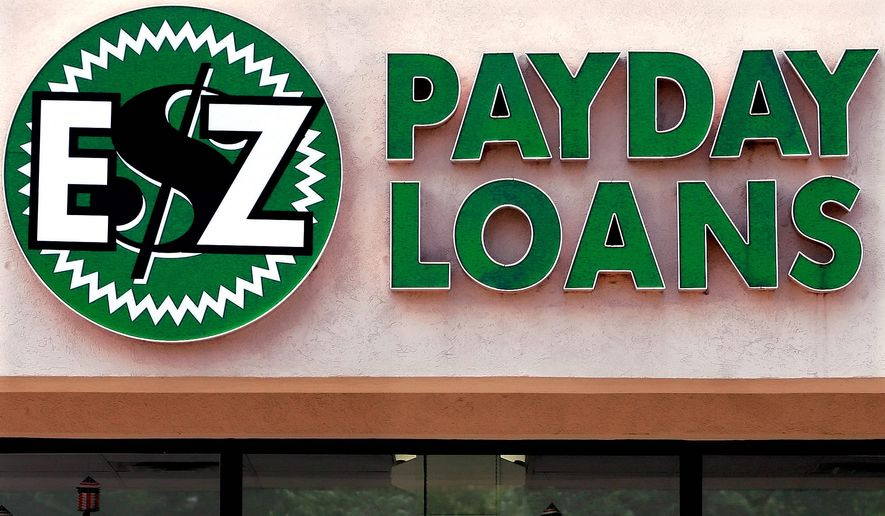 The CFPB said its rule-making on payday lending encompasses online lenders and will help put an end to this shadow industry. (Associated Press)