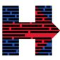 Illustration on Hillary's redacted classified emails by Alexander Hunter/The Washington Times