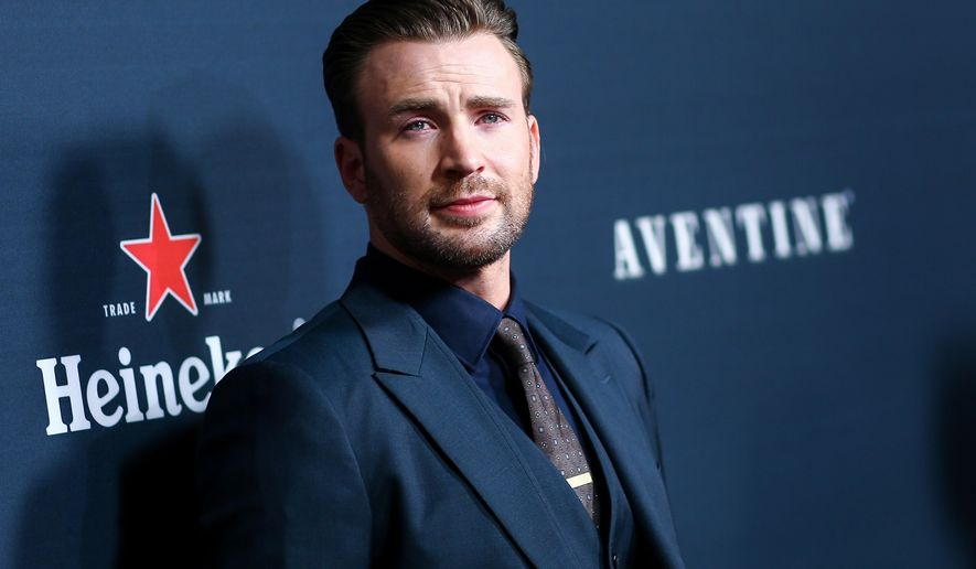 """FILE - In this Wed., Sept. 2, 2015 file photo, Chris Evans attends the LA Premiere of """"Before We Go"""" held at ArcLight Cinemas in Los Angeles. What's got Captain America quaking in his boots?  Evans, known for playing the iconic Marvel superhero, is making his directorial debut with the indie film opening on Friday, and the stakes have never felt higher.  (Photo by John Salangsang/Invision/AP, File)"""
