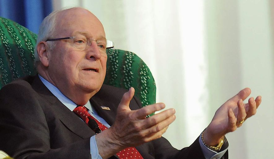 Dick cheney national alliance