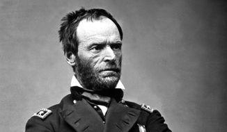 Gen. William Tecumseh Sherman         Associated Press photo