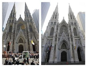 St. Patrick's Cathedral restored in time for pope's visit