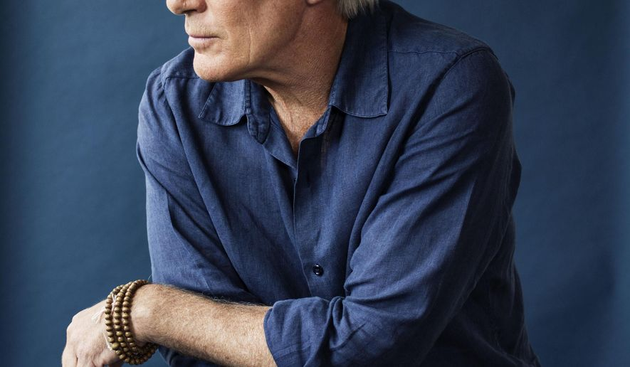 "Richard Gere poses for a portrait in promotion of his role in the upcoming film ""Time Out of Mind"" on Thursday, Aug. 13, 2015 in New York. (Photo by Victoria Will/Invision/AP)"