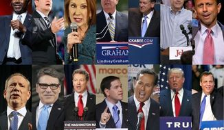 2016 Candidate Challenge: How well do you know the Republican field?