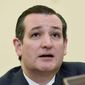 Sen. Ted Cruz    Associated Press photo