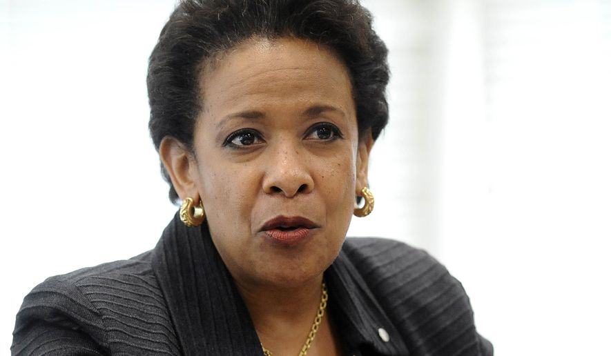 The Justice Department's guidance, issued months into the tenure of Attorney General Loretta Lynch, appears aimed at turning the page from some of the criticism that dogged her predecessor, Eric Holder, in the aftermath of the largest economic meltdown since the Great Depression. (Associated Press)