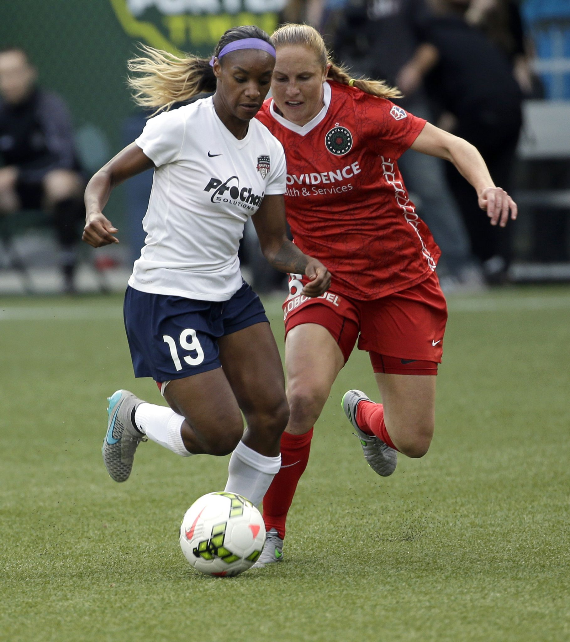 After Women's World Cup snub, Crystal Dunn's spirited effort could pay off