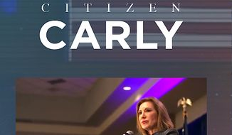 """Citizen Carly"" - a new documentary traces the life of presidential hopeful Carly Fiorina."