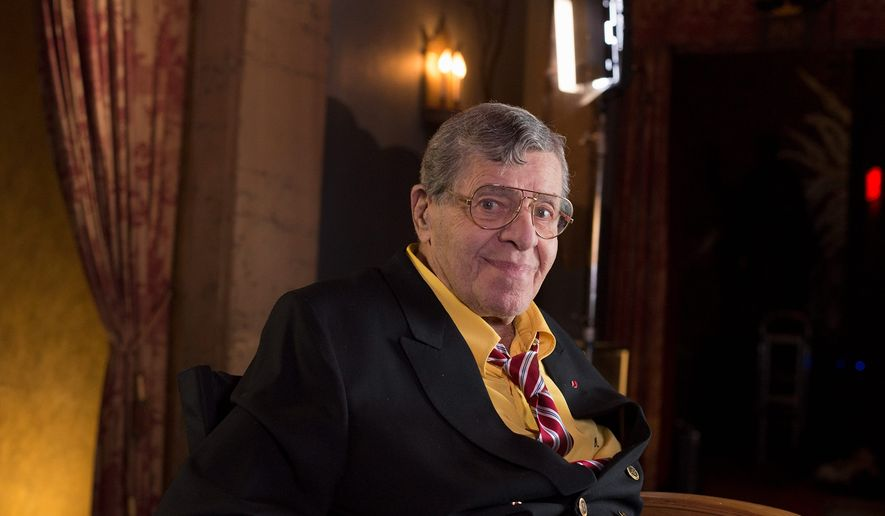 An extensive archive from the career of actor and comedian Jerry Lewis, including rarely seen films, long-lost TV recordings and home videos, will have a new home at the Library of Congress, curators announced on Monday. (Associated Press)