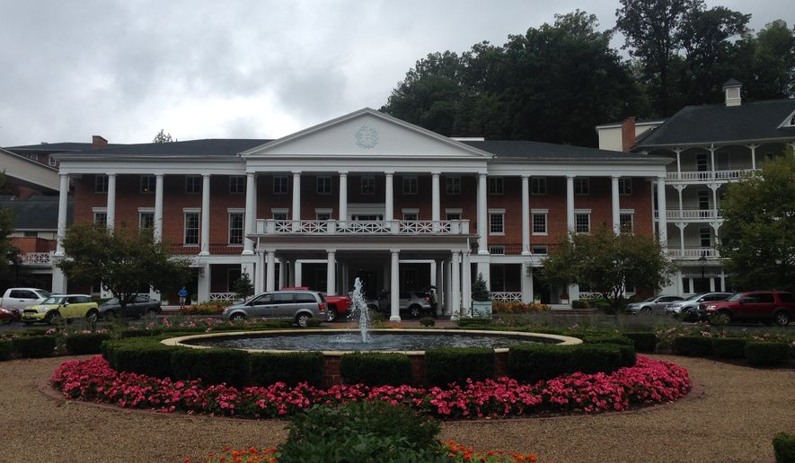 Omni Bedford Springs Resort (Eric Althoff)