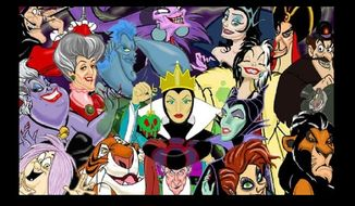 Disney villain cover 2