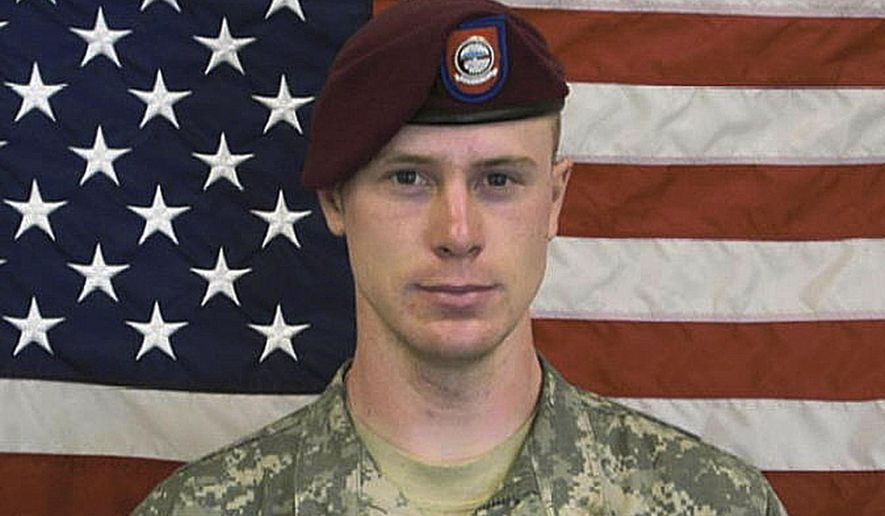 This undated file image provided by the U.S. Army shows Sgt. Bowe Bergdahl, the soldier held prisoner for years by the Taliban after leaving his post in Afghanistan. (AP Photo/U.S. Army, file)