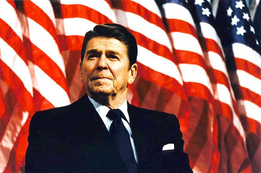 Ronald Reagan (Reagan Presidential Foundation and Library)