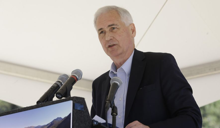 Rep. Tom McClintock, California Republican. (Associated Press) **FILE**
