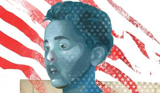 New Generation of Patriotic Americans Illustration by Linas Garsys/The Washington Times