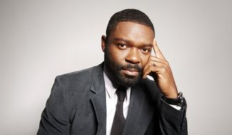 In this Aug. 19, 2015 photo David Oyelowo poses for a portrait in New York. (Photo by Dan Hallman/Invision/AP)