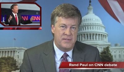 Tim Constantine reports on Rand Paul's reaction to the CNN debate and has details on employees from the Census Bureau behaving badly.
