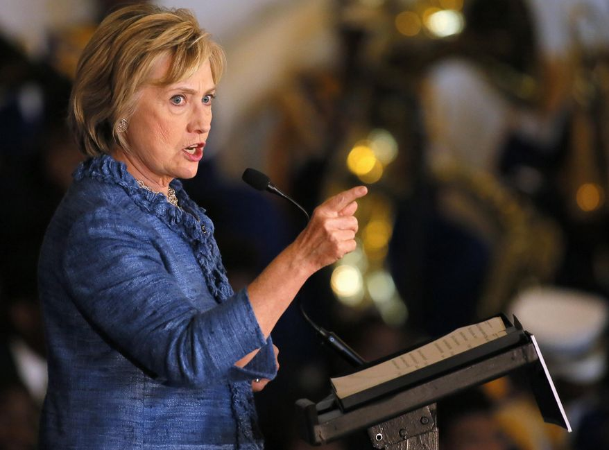 Hillary Rodham Clinton turned over about 30,000 email messages in December, while her aides turned over more than 100,000 pages between them, with the final set only being returned, by Huma Abedin, earlier this month, the State Department said in court filings. (Associated Press)