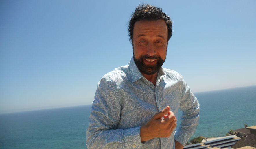 Yakov Smirnoff (photo by Keith Valcourt)