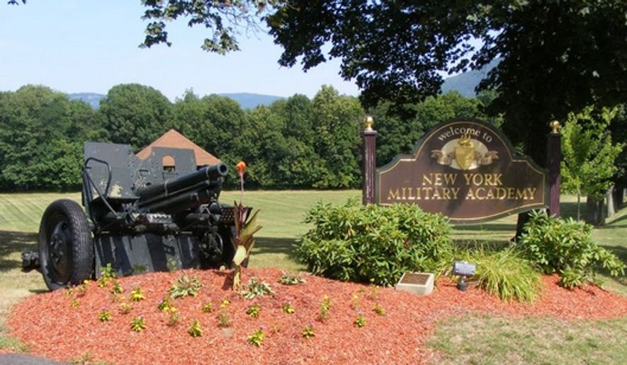 New York Military Academy. (Image: http://www.nyma.org/)