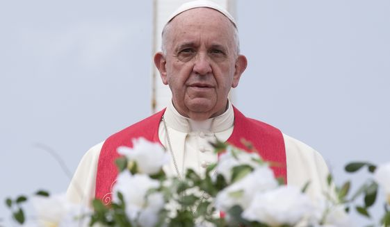 Liberal Catholics have clearly been exhilarated and energized by the statements and early moves of Pope Francis, elected to succeed the more-conservative Pope Benedict in March 2013. (Associated Press)