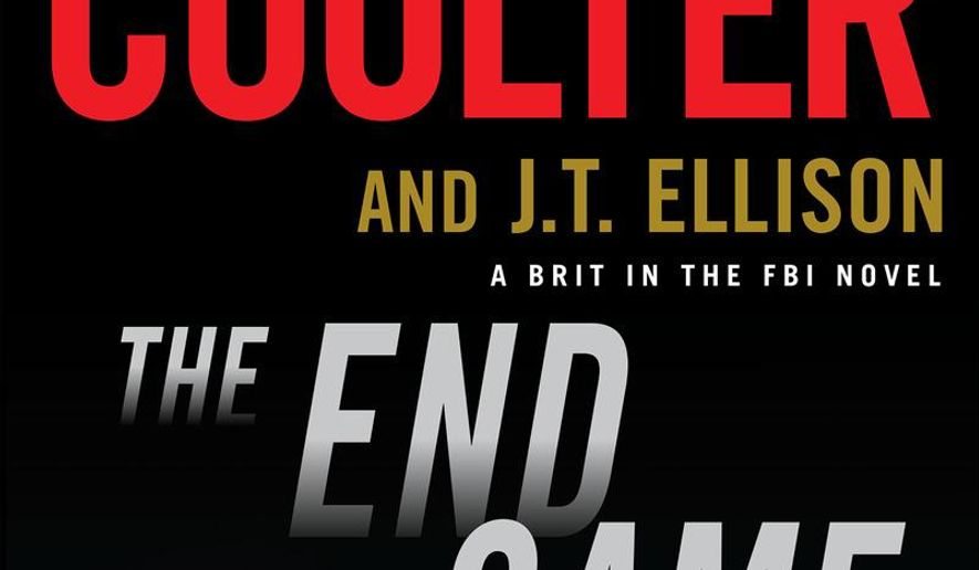 "This photo provided by Putnam shows the cover of the book, ""The End Game,"" by Catherine Coulter and J.T. Ellison. (Putnam via AP)"