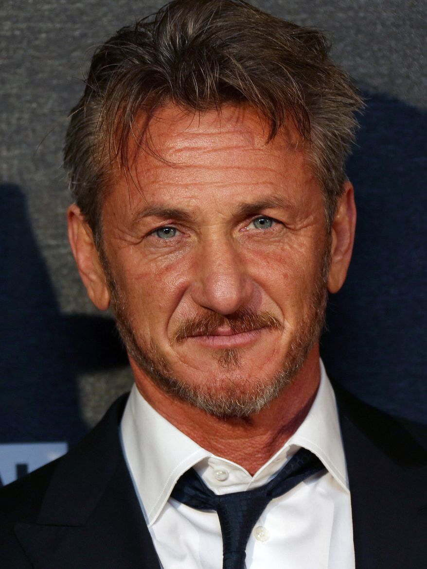 Sean Penn (Associated Press/File)