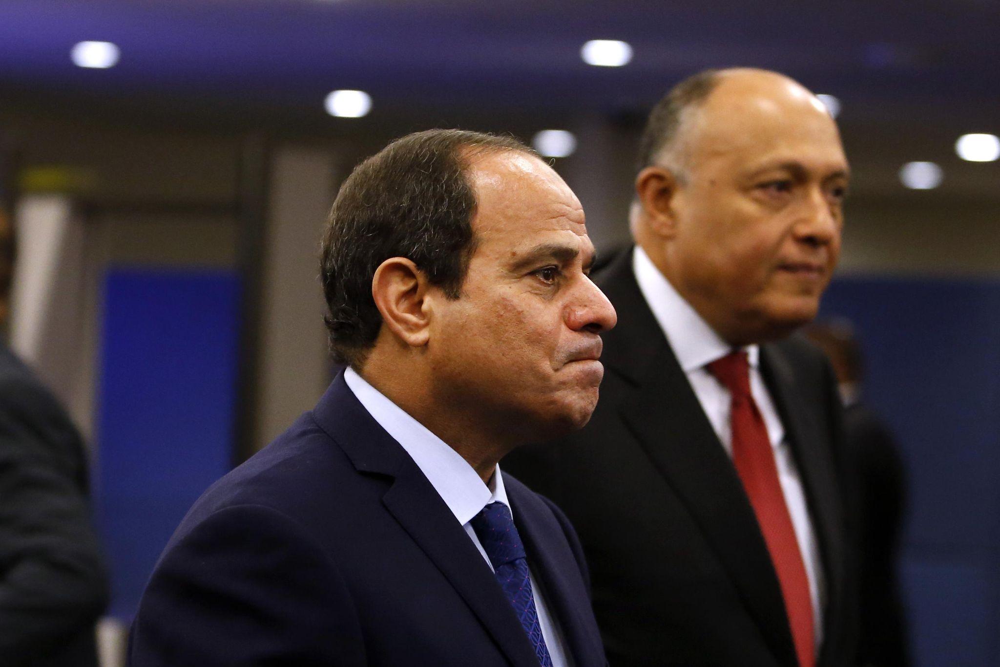 Good news in Egypt