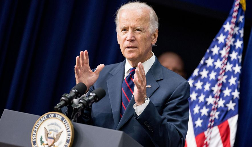 Vice President Joseph R. Biden (AP Photo/File)