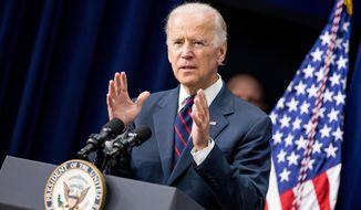 Vice President Joseph R. Biden (AP Photo/File)