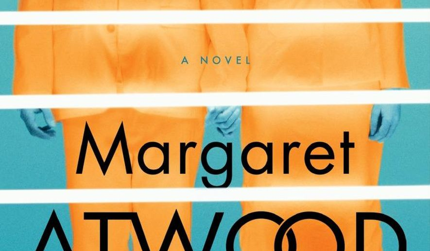 "This cover image released by Nan A. Talese/Doubleday shows ""The Heart Goes Last,"" by Margaret Atwood. (Nan A. Talese/Doubleday via AP)"