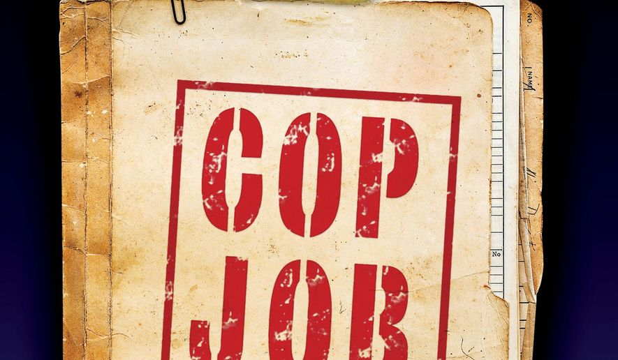 "This book cover image released by The Permanent Press shows ""Cop Job,"" by Chris Knopf. (The Permanent Press via AP)"