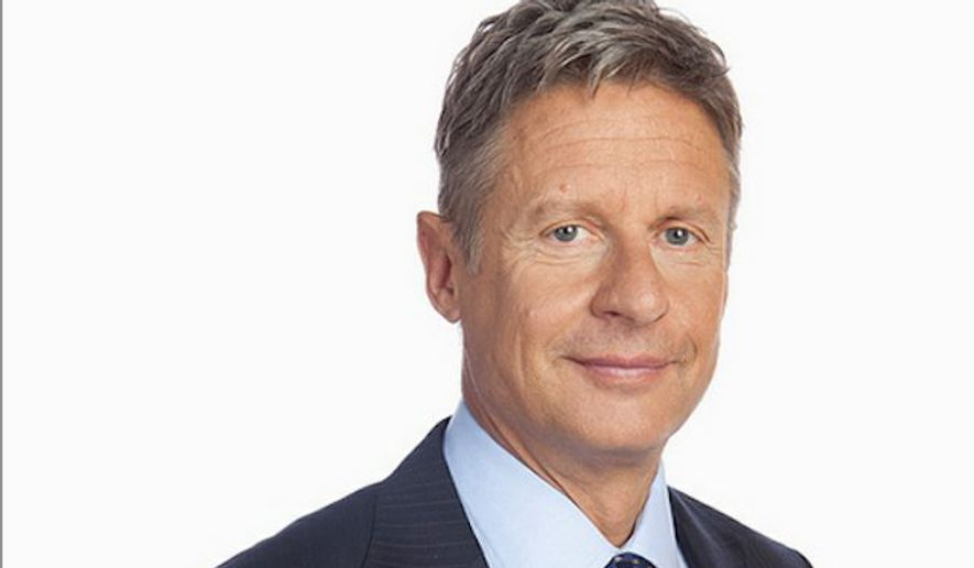 Libertarian presidential candidate Gary Johnson is among those who've filed a lawsuit against the Commission on Presidential Debates. 