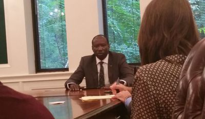 Without clearer American leadership and backing, said Awan Riak, a top adviser to South Sudanese President Salva Kiir Mayardit, the cycle of violence that has gripped the country since it achieved independence will only continue.