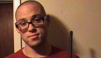 Chris Harper Mercer (MySpace)