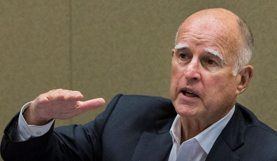A right-to-die bill was signed into law by California Gov. Jerry